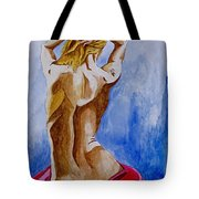 Summer Morning Tote Bag