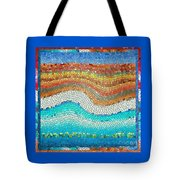 Summer Mosaic Tote Bag by Melissa A Benson