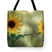Summer Of Sunflowers  Tote Bag