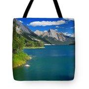 Summer On Medicine Lake Tote Bag