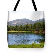 Summer On The Lake Tote Bag