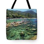 Summer Paddle Tote Bag