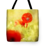 Summer Painting Tote Bag