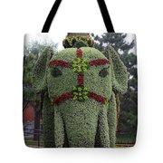 Summer Palace Elephant 2 Tote Bag