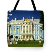 Summer Palace Of Catherine The Great Tote Bag
