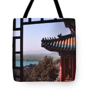 Summer Palace Or Yi He Yuan Tote Bag