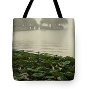 Summer Palace Serenity Tote Bag
