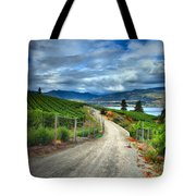 Summer Passages Tote Bag