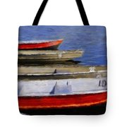 Summer Passing Tote Bag