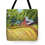 Summer Patterns Tote Bag