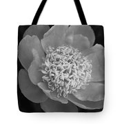 Summer Peony Tote Bag
