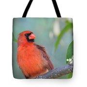 Summer Perch Tote Bag