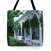Summer Porch Tote Bag
