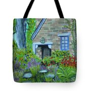 Summer Retreat Tote Bag