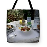 Summer Salad Tote Bag
