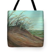 Summer Sand Dunes Tote Bag