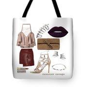 Summer Savage Tote Bag