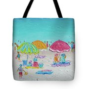 Summer Scene Diptych 2 Tote Bag