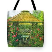 Summer Shelter Tote Bag