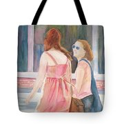 Summer Shoppers Tote Bag