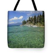 Summer Shore Tote Bag