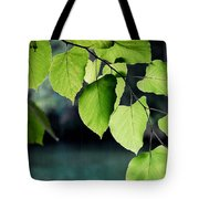 Summer Showers Tote Bag