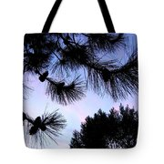 Summer Silhouettes Tote Bag