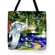 Summer Splendor Tote Bag