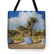 Summer Stripes Tote Bag