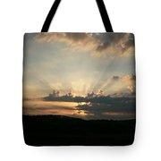 Summer Sunrise Spectacular Tote Bag