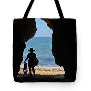 Summer Tourist Tote Bag