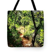 Summer Trail  Tote Bag