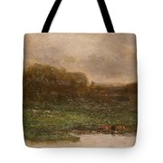 Summer Twilight Tote Bag