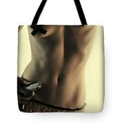 Summer Vengeance Tote Bag