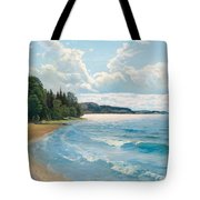 Summer View Tote Bag