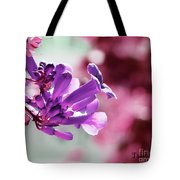 Summer Vine Tote Bag