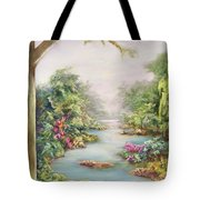Summer Vista Tote Bag