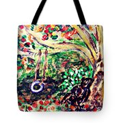 Summer Went By Too Quickly 2 Tote Bag