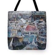 Summer Wharf Dubai Tote Bag