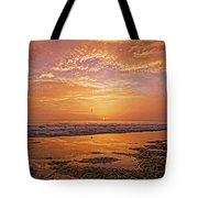 Summer Winds Tote Bag
