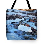 Summerland Creek Tote Bag