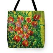 Summer's Bloom Tote Bag