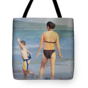 Summer's Day Tote Bag