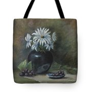Summer's Delight Tote Bag by Katalin Luczay