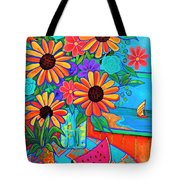 Summers Dream Tote Bag