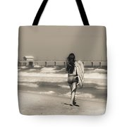 Summers End  Tote Bag
