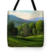 Summers Ending Tote Bag
