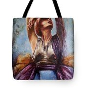 Summer's Extravaganza.  Tote Bag