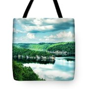 Summertime At Long Point Tote Bag