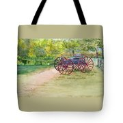 Summertime At The Barn Tote Bag